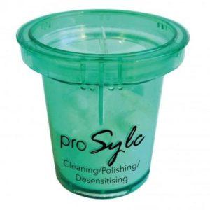 Product photo: Абразивный порошок AquaCare 53 мкм (оксид алюминия) 4 x 100 гр | Velopex (Великобритания)