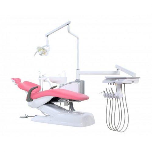 Фото - AJ 12 - стоматологическая установка с нижней/верхней подачей инструментов | Ajax (Китай)