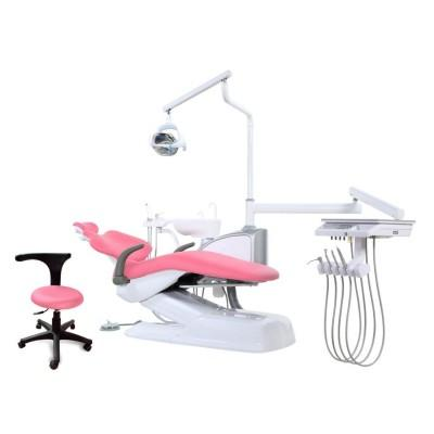 Product photo: AJ 12 - стоматологическая установка с нижней/верхней подачей инструментов | Ajax (Китай)