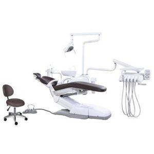 Product photo: AJ 16 - стоматологическая установка с нижней/верхней подачей инструментов | Ajax (Китай)