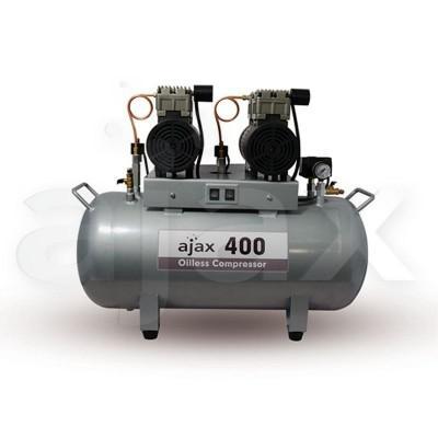 Product photo: Ajax 400 - безмасляный компрессор для 2-х стоматологических установок