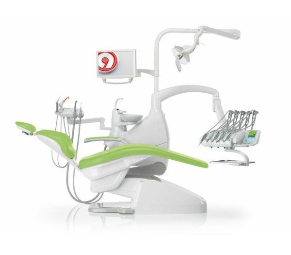 Product photo: Anthos Classe A6 Plus - стоматологическая установка с верхней подачей инструментов
