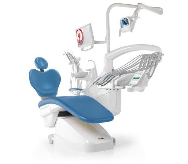 Product photo: Anthos Classe A7 Plus - стоматологическая установка с верхней подачей инструментов