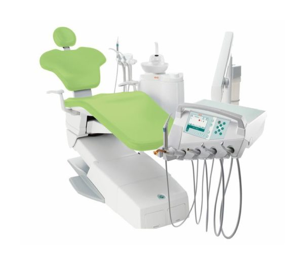 Product photo: Anthos Classe R7 - стоматологическая установка с верхней подачей инструментов