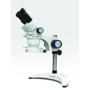 Product photo: ASM-0745 - настольный зуботехнический микроскоп с плавным изменением увеличения и светодиодной подсветкой | Alltion (Китай)