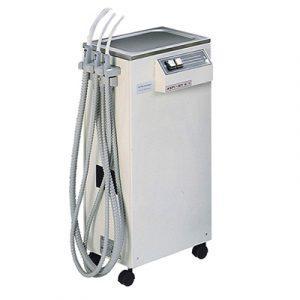 Product photo: Aspi-Jet 6  – Аспиратор стоматологический мобильный влажного типа (автономный) | Cattani (Италия)