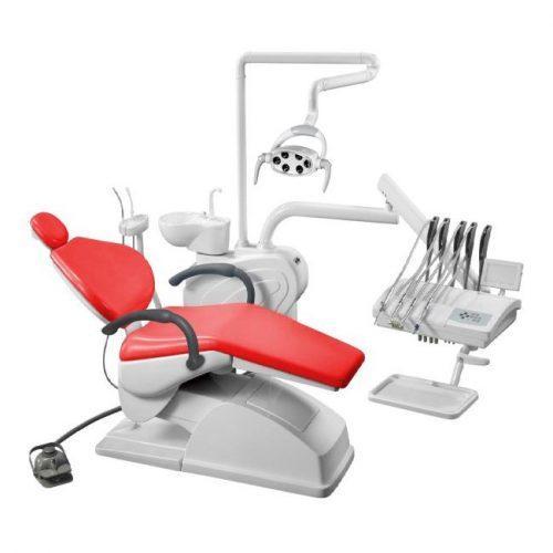 Фото - AY-A 1000 - стоматологическая установка с верхней подачей инструментов | Anya (Китай)