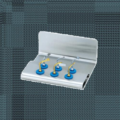 Product photo: BASIC-S KIT - базовый набор насадок | NSK Nakanishi (Япония)