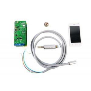 Product photo: БЭУ-01.06 24В + ДП + смартфон - встраиваемый блок управления с эндофункцией и щеточным микромотором на выбор