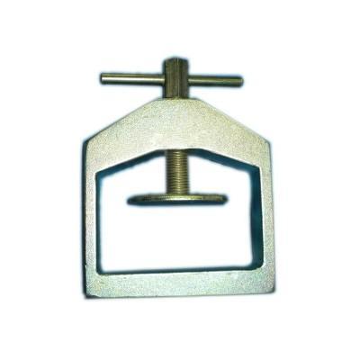Product photo: Бюгель однокюветный стальной с винтовым зажимом | Сонис (Россия)