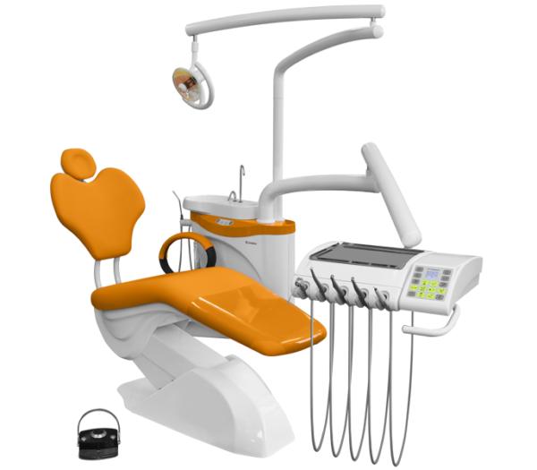 Product photo: Chiromega 654 Nika - стоматологическая установка на 5 инструментов