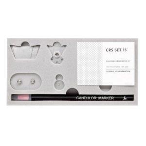 Product photo: CRS 15 - набор для внутриротовой записи готического угла при наличии или частичном отсутствии зубов | Candulor AG (Швейцария)