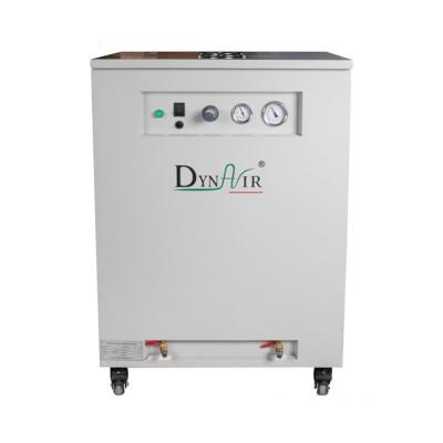 Product photo: DA7001DCS - безмасляный компрессор для одной стоматологической установки