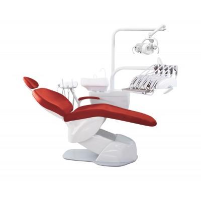 Product photo: Darta 1605 E M - стоматологическая установка с верхней подачей инструментов   Darta (Россия)