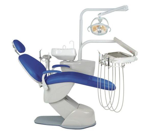 Product photo: Darta 1605 M - стоматологическая установка с нижней подачей инструментов