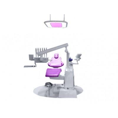 Product photo: Denta Plus T5.628EL - бестеневой светильник для клиники с диммером