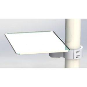 Product photo: DS-Tab-0-65 - подвесной инструментальный столик для стоматологической установки Sirona Intego | Медкрон (Россия)