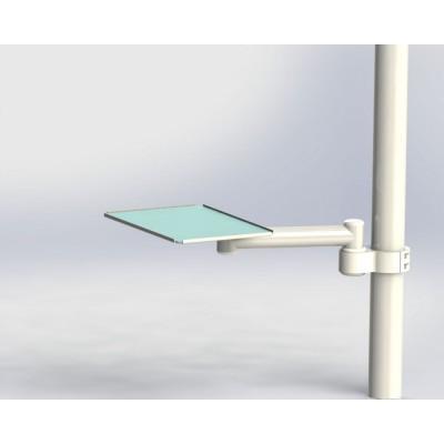 Product photo: DS-Tab-1-40-250-65 - подвесной инструментальный столик для стоматологической установки Sirona Intego   Медкрон (Россия)