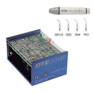 Product photo: DTE-V2 LED - встраиваемый ультразвуковой скалер с фиброоптикой