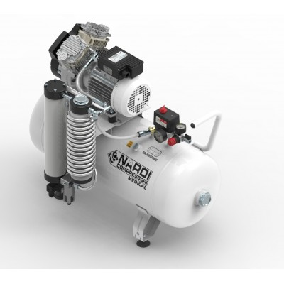 с ресивером 50 л | Nardi Compressori S.r.l. (Италия)