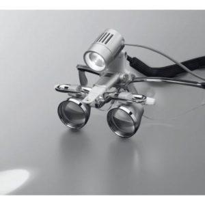 Product photo: EyeMag Light II - мощный LED-осветитель с максимальной интенсивностью освещения 50000 люкс для высокой детализации   Carl Zeiss (Германия)