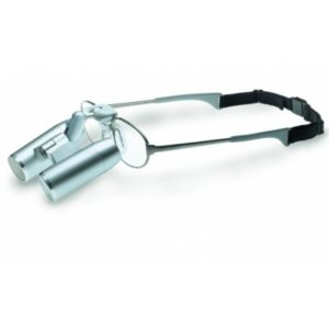 Product photo: EyeMag Pro F - бинокулярные лупы на оправе