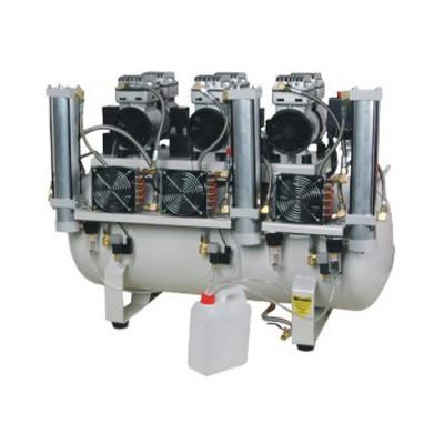 Product photo: EYK135 - безмасляный компрессор для трех стоматологических установок