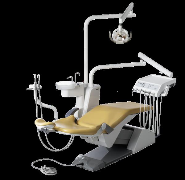 Product photo: FONA 1000 S- Стоматологическая установка - нижняя подача
