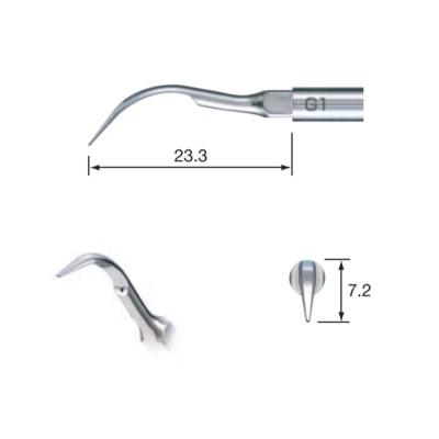 Product photo: G1-E - насадка для удаления зубного камня (для скалера EMS) | NSK Nakanishi (Япония)