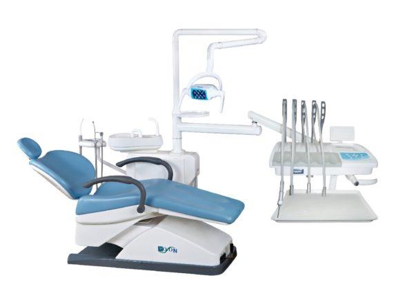 Product photo: KLT 6210 N1 - Стоматологическая установка - верхняя подача  | Roson (Китай)