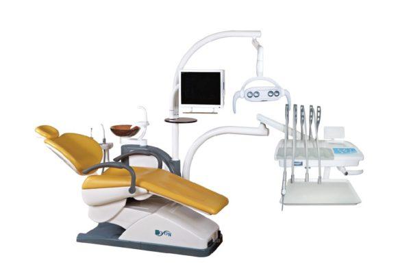 Product photo: KLT 6210 N3 - Стоматологическая установка - Верхняя подача | Roson (Китай)