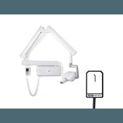Product photo: Комплект: радиовизиограф RioSensor и высокочастотный рентгеновский аппарат RXDC eXTend | MyRay-Ray Co. (Италия-Корея)