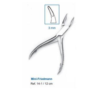 Product photo: Кусачки костные Mini-Friedmann 12