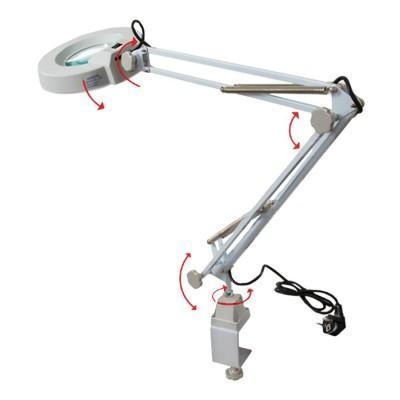 Product photo: ЛЮКС 3.0 ЛИНЗА - светильник с линзой и бестеневой подсветкой на пантографе | Аверон (Россия)
