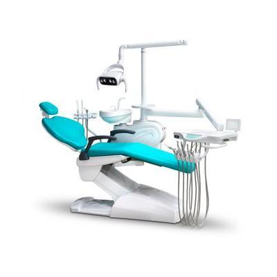 Product photo: Mercury 330 Standart - стоматологическая установка с нижней/верхней подачей инструментов | Mercury (Китай)