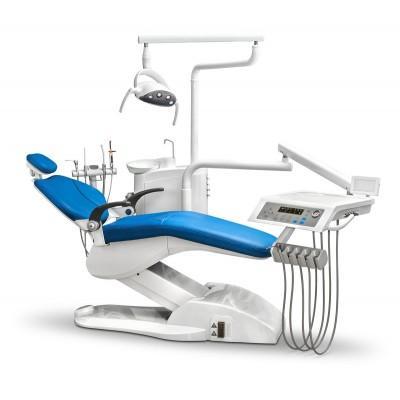 Product photo: Mercury 550 - стоматологическая установка с нижней подачей инструментов | Mercury (Китай)
