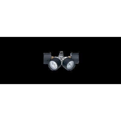 Фото - MG-4H - мульти-манометр для 4-канального разъема Midwest и Midwest с оптикой   NSK Nakanishi (Япония)