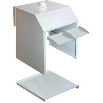 Product photo: НАБОР 1.1 ПАЙКА - набор деталей для создания на базе столов серии ЭЛЕМЕНТ рабочей зоны с вытяжным зонтом | Аверон (Россия)