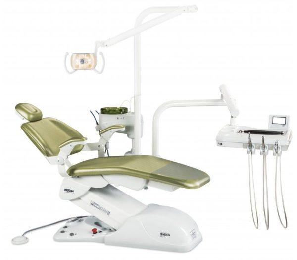 Product photo: Olsen Gallant Quality Flex - стоматологическая установка с нижней подачей инструментов