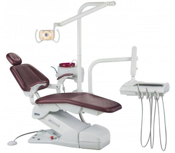 Product photo: Olsen Gallant Quality - стоматологическая установка с нижней подачей инструментов
