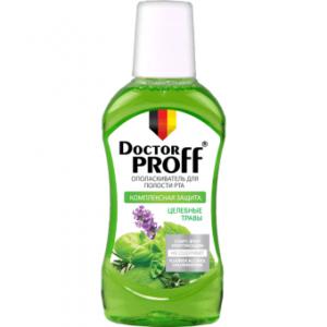 Product photo: Ополаскиватель Dr.Proff Целебные травы