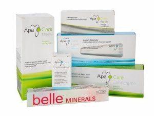 Product photo: Полный комплект средств для реминерализации и восстановления эмали Belle Бэль-Apa Care Апа Кеа