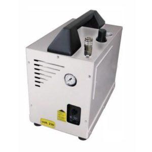 Product photo: Портативный безмасляный компрессор на 1 установку