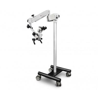Фото - Прима Д - стоматологический операционный микроскоп с 5-ти ступенчатым увеличением и LED-подсветкой | MedPribor (США - Россия)