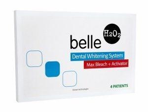 Product photo: Профессиональная система отбеливания без ламп Belle(Бэль) Max Bleach+Activator 37% на 4-ех пациентов | Dr. Care (Ю. Корея)