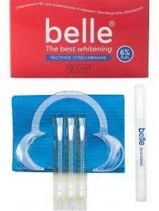 Product photo: Профессиональное косметическое отбеливание Belle 6%(Бэль) с доставкой в любой регион за 150р. Почтой России!!!