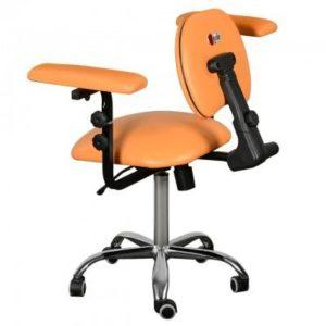 Product photo: Quale comfort - стул врача-стоматолога для работы с микроскопом | Quale Vision (Индия)