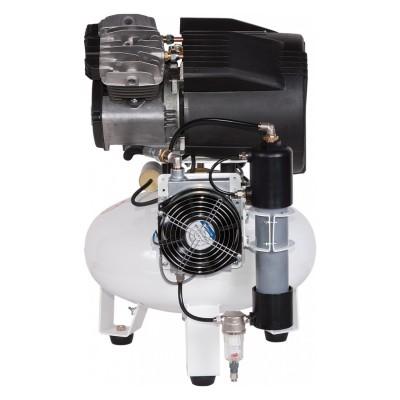 Product photo: Remeza КМ-24.VS204Д - безмасляный компрессор для 2-х стоматологических установок