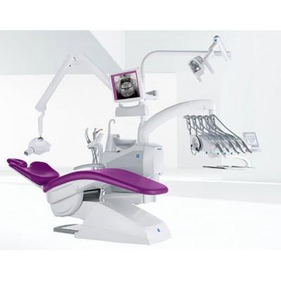 Product photo: S300 Continental - стоматологическая установка с верхней подачей инструментов | Stern Weber (Италия)