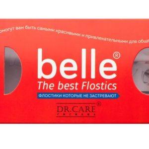 Product photo: Флоссеры-атравматичные межзубные-флостики Belle(Бэль) - 20шт. | Dr. Care (Ю. Корея)